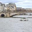 River Seine in Paris, France — Stock Photo