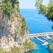 Landscape in Monaco — Stock Photo