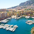 Monaco view - Stock Photo