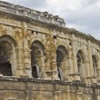 The Roman amphitheater in Nimes — Stock Photo