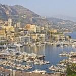 Panoramic view of Monaco — Stock Photo #8681299