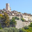 The famous village of Saint Paul de Vence — Stock Photo