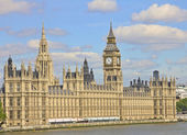 House of Parliament,London, United Kingdom — Stock Photo
