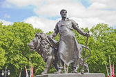 The Victoria Memorial, Buckingham Palace — Stock Photo