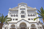 Saint Nicholas Cathedral in Monaco — Stockfoto