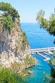 Landscape in Monaco — Stock Photo