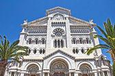 Catedral de san nicolás, mónaco — Foto de Stock