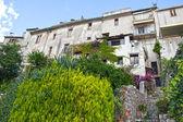 Buildings in Saint-Paul de Vence, Southern France — Stock Photo