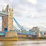 Tower Bridge, London, UK — Stock Photo