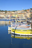 Port of Cassis, France — Stock Photo