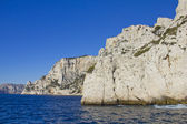 Calanques of Cassis, France — Stock Photo