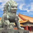 The Palace Museum in the Forbidden City, Beijing — Stock Photo