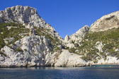 Creeks in Cassis — Stock Photo