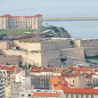 Fort in Marseilles, France - Stock Photo