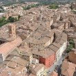 Siena view — Foto Stock