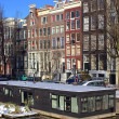 Amsterdam canal — Stock Photo #9866144