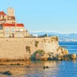 Antibes, French Riviera — Stock Photo #9889938