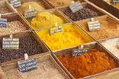 Powder spices — Stock Photo