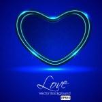 Abstract Sparkling Heart. — Stock Vector #10218070