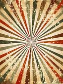 創造的でカラフルな背景の線でレトロです。eps 10。ベクトル イラスト. — ストックベクタ