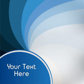 Abstract background for text space. Vector illustration. — Stock Vector