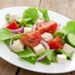 Fresh vegetable salad - Foto Stock