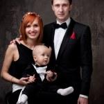 Happy family — Stock Photo #10204659