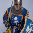 Medieval knight — Stock Photo #10204943