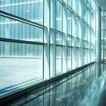 Inside of modern building. — Stock Photo