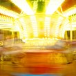 Merry-go-round in motion blur — Stock Photo #10213608