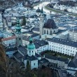 Salzburg city view. — Stock Photo #10213651