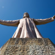Statue of Jesus — Stock Photo