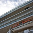 Lifeboat on cruise ship. — ストック写真