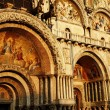 Basilica di San Marco at Venice, Italy — Stock Photo #10214598