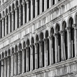 Architecture details in Venice — Stock Photo #10214600