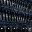Architecture details in Venice — Stock Photo #10214714