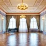 Luxury chamber — Stock Photo #10215049