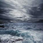 Ocean storm — Stock Photo #10215089
