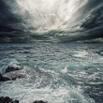 Ocean storm — Stock Photo #10215091
