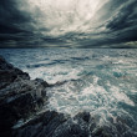 Ocean storm — Stock Photo #10215093