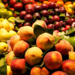 Fresh fruit market - Stock Photo