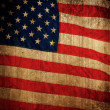 USA flag background. — Stockfoto