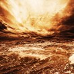 Ocean storm — Stock Photo #10215302