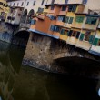 Stock Photo: Ponte Vecchio bridge in Florence, Italy.