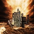 The end of the world — Stock Photo #10215420