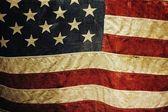 美国国旗背景. — 图库照片