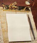 Koncepcja wzór pisma — Zdjęcie stockowe