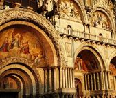 Basilica di San Marco at Venice, Italy — Stock Photo