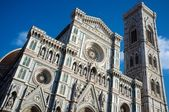 Duomo cathedral in Florence, Italy. — Foto de Stock