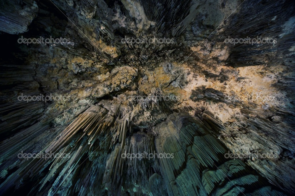 Nerja Caves  in Andalucia, Spain — Stock Photo #10214513